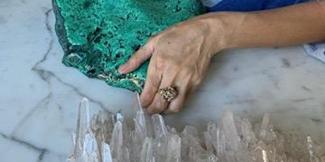 Crystal Workshop with Rosemary Sherro (Sunday) tickets