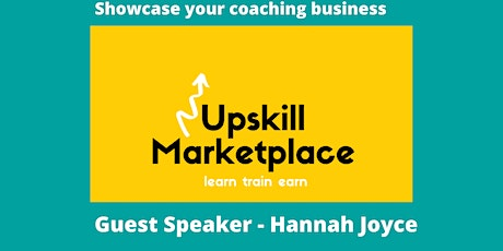 Upskill Marketplace - showcase your business tickets