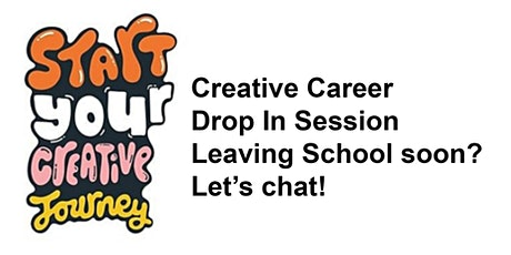Creative Career Drop In Sessions (Middlesbrough) tickets