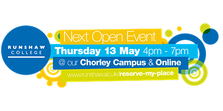 Spring Adult & Apprenticeships Open Event tickets