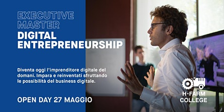 Open Day Online - Master in Digital Entrepreneurship – MADE biglietti