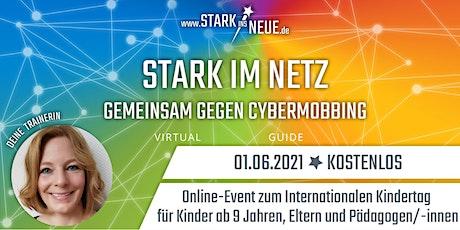 Stark im Netz- gemeinsam gegen Cybermobbing mit Silke Meyer in Hadamar Tickets