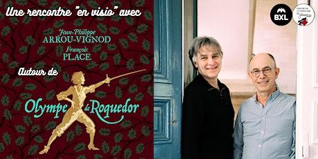 Rencontre avec Jean-Philippe Arrou-Vignod et François Place billets
