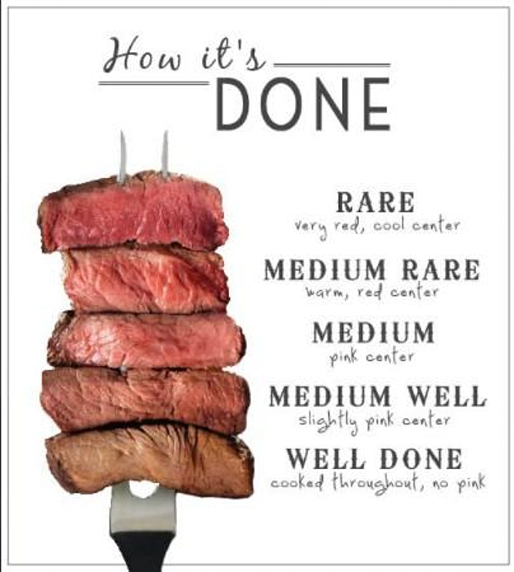 The Butcher & The Chef   A Delicious Pairing! Prime Cuts Grilled to Order. image