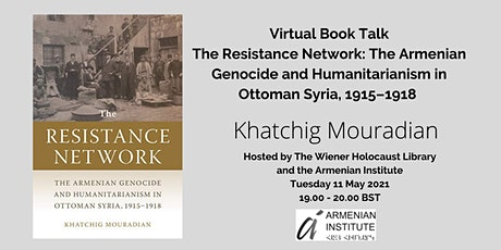 Virtual Book Talk: The Resistance Network tickets