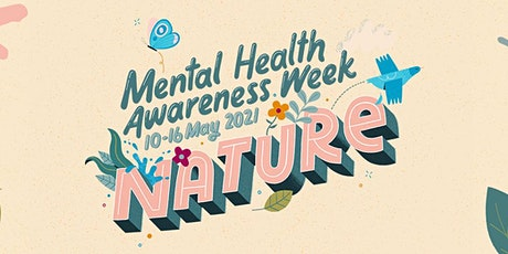 The nature of wellbeing: how can greenspace improve our mental health? tickets
