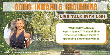 Live Talk with Lori ~ Going Inward & Grounding tickets