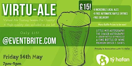 Virtu-Ale - Virtual Beer Tasting tickets