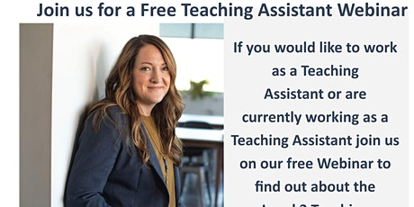Teaching Assistant Webinar tickets
