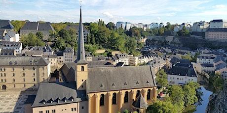 Week-end Luxembourg & Schengen & Echternach & Château de Vianden billets