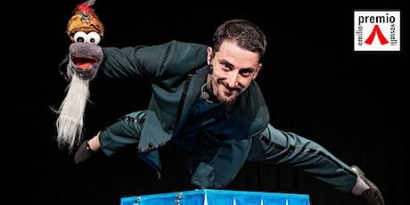 Max Pederzoli Il Gran Grandinì biglietti