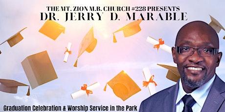 Dr. Jerry D. Marable Graduation Celebration tickets