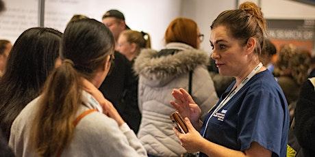 Nursing Times Careers Live South & South West 2021 - virtual job fair tickets