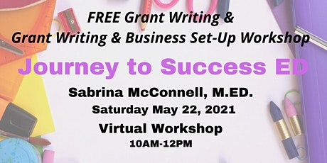 FREE BUSINESS START-UP & GRANT WRITING COACHING OVERVIEW tickets