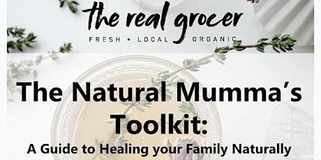 Seminar: The Natural Mumma's Toolkit tickets