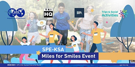 Miles for Smiles Event tickets