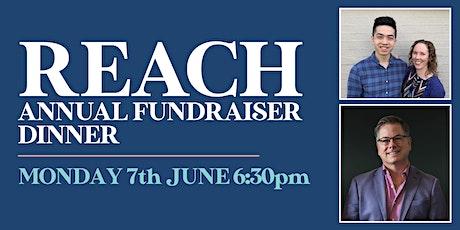 REACH 2021 Fundraising Dinner tickets