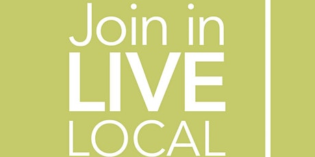 Join In Live Local.  Health & Wellbeing. Dolgellau tickets