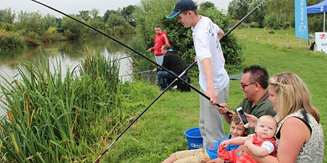 Spring into Fishing at Partridge Lakes tickets