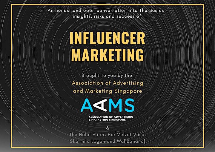 Basics of Influencer Marketing image