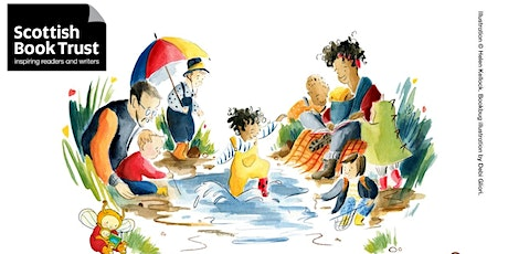 Bookbug Week: Bookbug's Big Splash! tickets