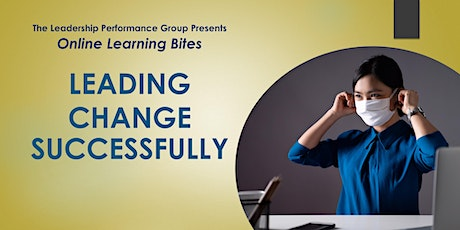 Leading Change Successfully (Online - Run 10) tickets