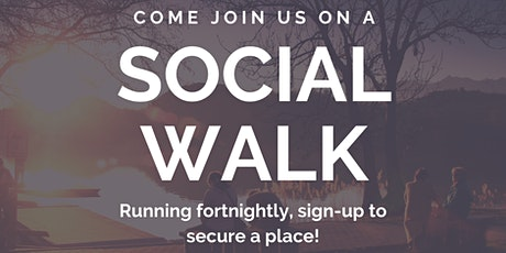 Social Wellbeing Walk tickets