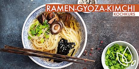 RAMEN - GYOZA - KIMCHI - KOCHKURS Tickets