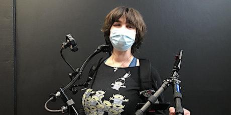 Visite virtuelle avec Emilie Vigouroux, directrice de Radio Primitive. billets