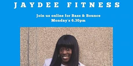 Bass & Bounce workout tickets