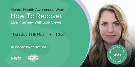 Recovery for Mental Health with Zoe Clews tickets