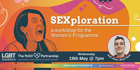 SEXploration: a workshop for the Women's Programme tickets