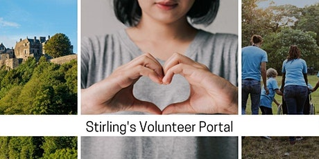 Stirling's Volunteer Portal - Drop in Session tickets