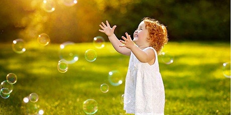Embracing your power with Inner Child Healing tickets