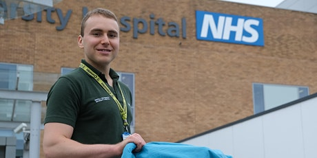 Get a job in the NHS (Lincolnshire) tickets