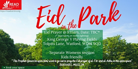 Eid Ul Fitr prayer tickets