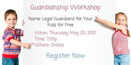Guardianship Workshop tickets