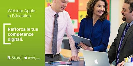 Rafforza le tue competenze digitali  - formazione per insegnanti biglietti
