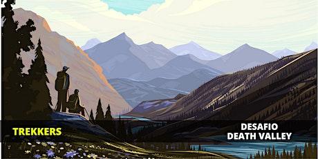 Desafio Death Valley ingressos