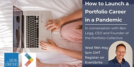How to Launch a Portfolio Career in a Pandemic tickets