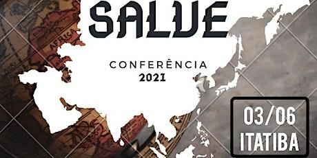 Conferência Salve ingressos