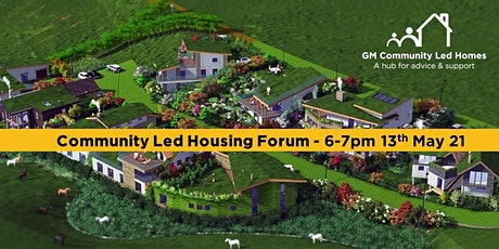 Community Led Housing Forum tickets
