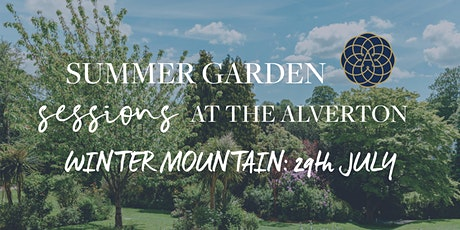 The Alverton Summer Garden Sessions: Winter Mountain tickets