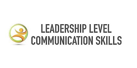 Empowered Conversations, Leadership Level Communication Skills tickets
