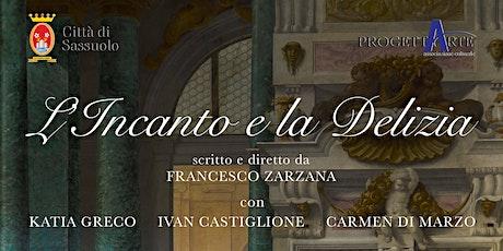 """""""L'Incanto e la Delizia"""" proiezione @ Crogiolo Marazzi biglietti"""