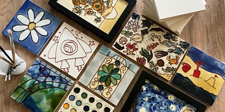 Tile Decorating Workshops tickets