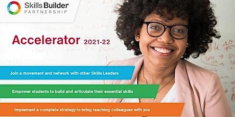 LEAN Careers Leader Information Session on Skills Builder Accelerator tickets