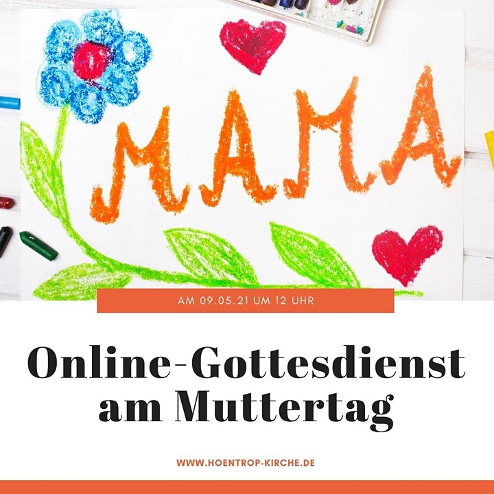 Mamma is der Hamma: Online-Gottesdienst am Muttertag: Bild