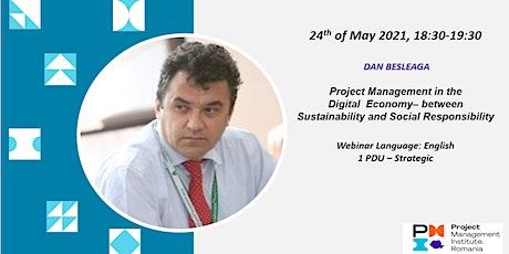 Project Management in the Digital Economy biglietti