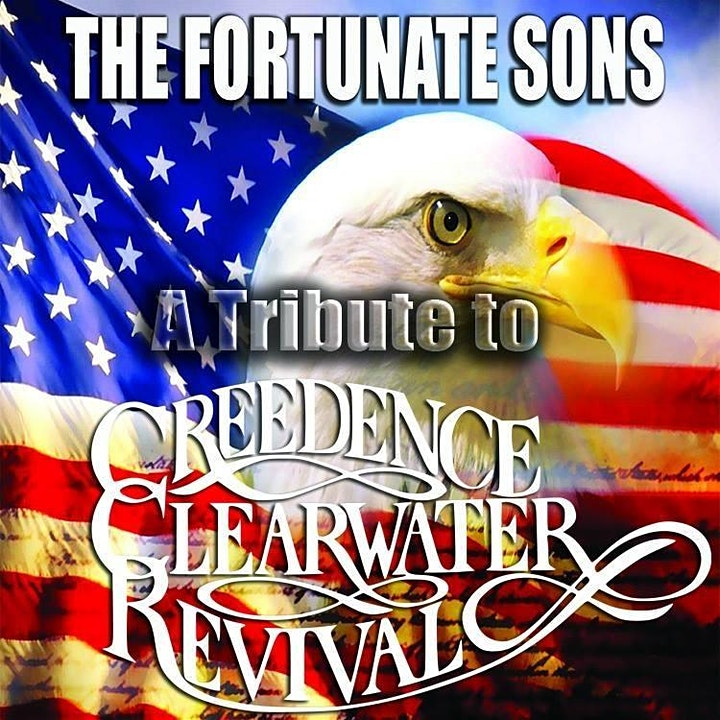 The Fortunate Sons-Creedence Clearwater Revival tribute band image